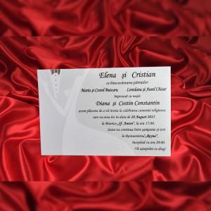 Invitatie de nunta 595