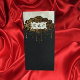 Invitatie de nunta 598 - Asamblare Gratuitã
