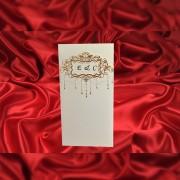Invitatie de nunta 599 - Asamblare Gratuitã